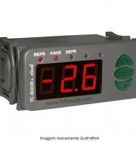 TC 900 RI Clock Full Gauge - Controlador de temperatura